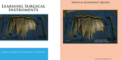 Surgical Instrument Book