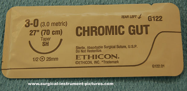 Surgical Suture - Chromic